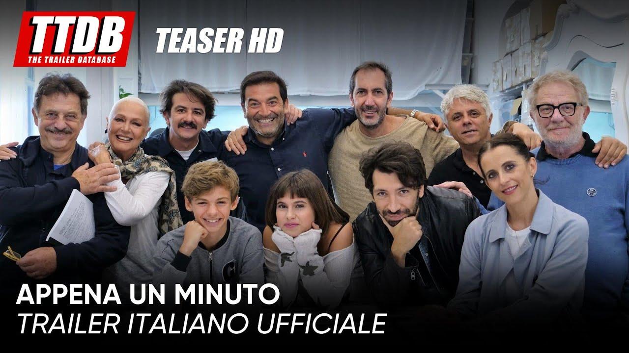 Appena un minuto   Trailer Italiano Ufficiale