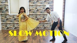 SLOW MOTION | BHARAT | CHOREOGRAPHY | PEACOCK CULTURE | FT. AKSHAY SAHETIA |