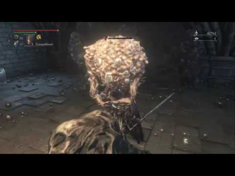Let's Play FR Bloodborne Part 26 - Le loft de Mergot bis et