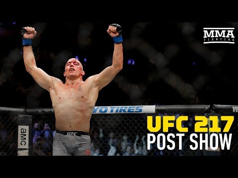 UFC 217 Post-Fight Show - MMA Fighting