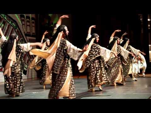 Ballet National Algérien - Fête du 1er novembre à Ottawa - Danse Chaoui