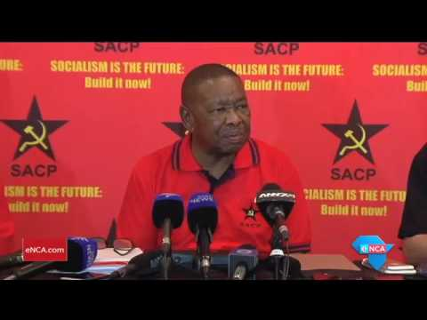 SACP not happy about Molefe appointment, factions