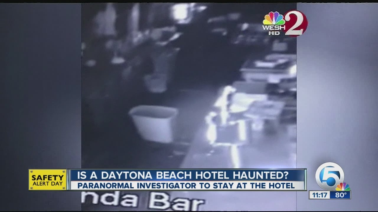 Is A Daytona Beach Hotel Haunted You