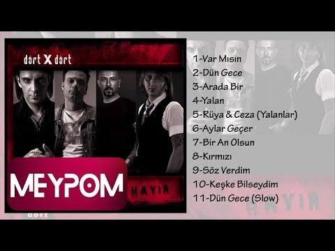 Dört X Dört - Rüya & Ceza Yalanlar (Official Audio)