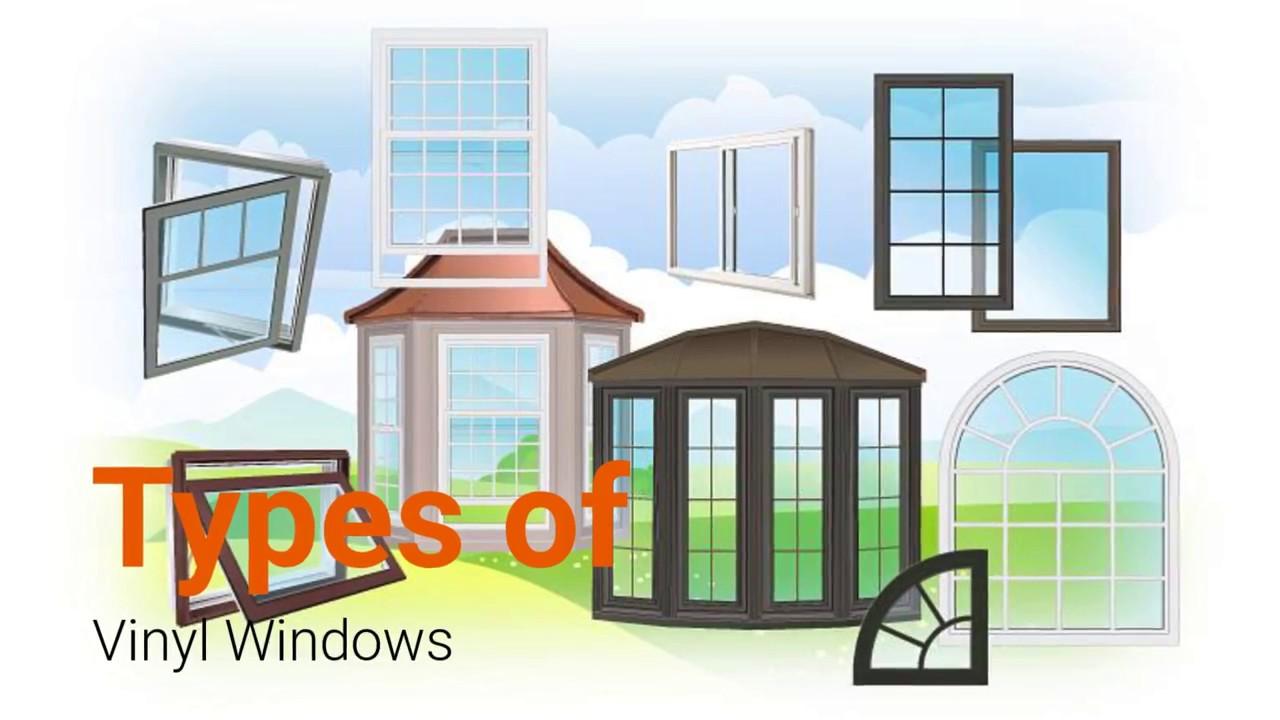 Window Liquidators Types Of Vinyl Windows