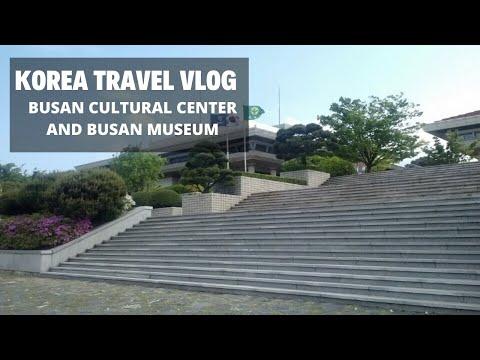 Busan Cultural Center and Busan Museum, South Korea