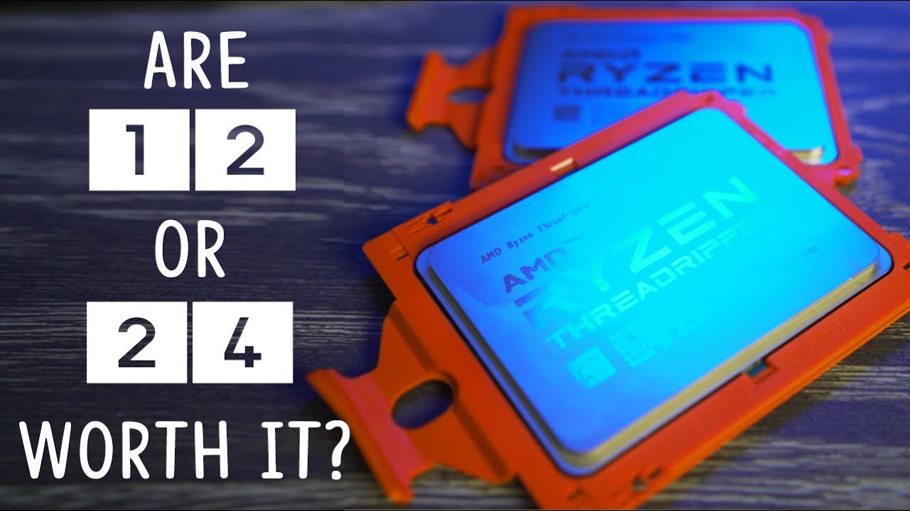 2920X & 2970WX Review - Is the Linear Pricing Structure the Right Way?