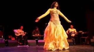 Ssassa & Maryam 8.Oriental & Flamenco Gypsy Festival ZH
