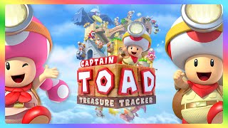 REVIEW - Captain Toad: Treasure Tracker (Video Game Video Review)