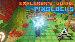 Explorers Guide : PixBlocks