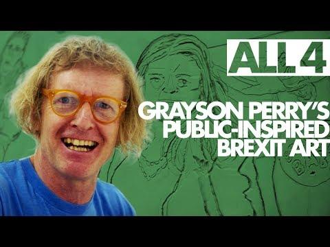 British Public Inspires Brexit Art | Grayson Perry: What Britain Wants