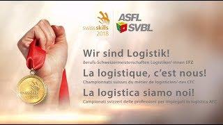 SwissSkills 2018 – Logistiker/innen