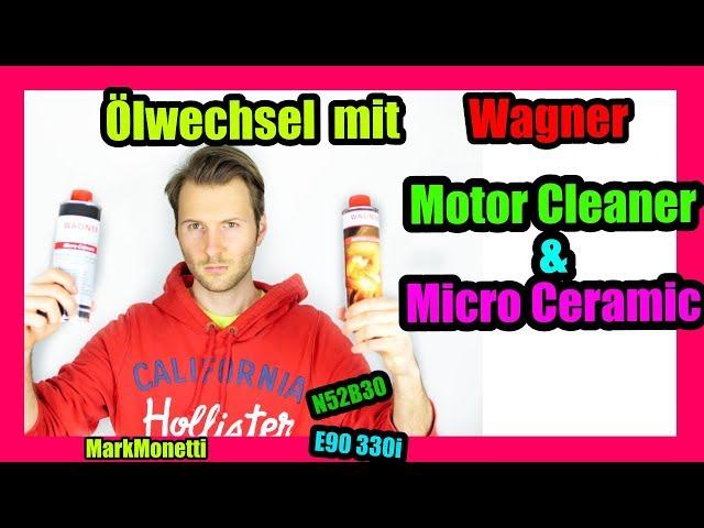 Öl-Porn | 700km Tour für einen Ölwechsel? | Wagner Micro Ceramic + Motor Cleaner | MarkMonetti