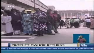 Here are the miracles that Prophet David Owuor did in Congo