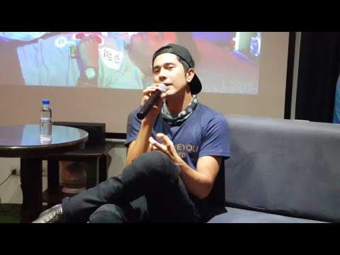 Paulo Avelino, Very Supportive sa Indie Filmmakers