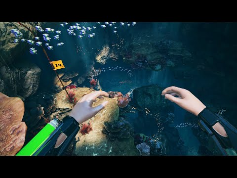 FREEDIVER: Triton Down Extended Cut PSVR Trailer | Pure PlayStation