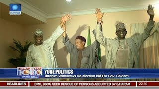 Yobe Politics: My Decision Is In Fulfillment Of My Promise - Ibrahim