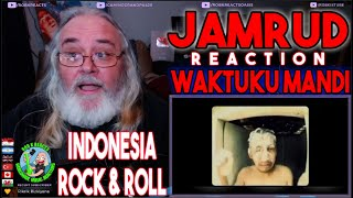 Jamrud Reaction - Waktuku Mandi - First Time Hearing - Requested