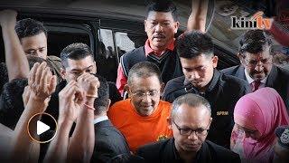 Isa Samad Dibebaskan Daripada Tahanan Reman SPRM