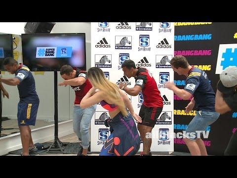 2016 Investec Super Rugby Launches