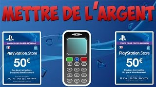 METTRE DE L'ARGENT AVEC SON TÉLÉPHONE SUR LA PS4 - TUTO [FR]