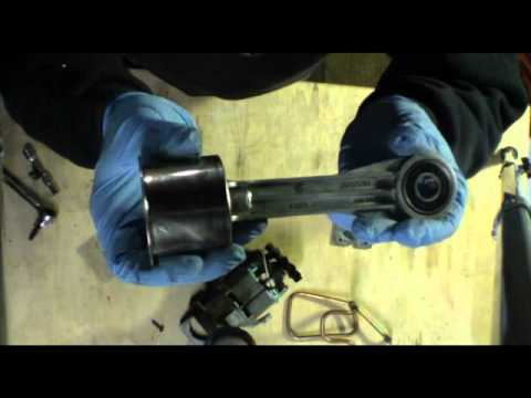 How To Replace A Piston And Cylinder Kit In A Campbell