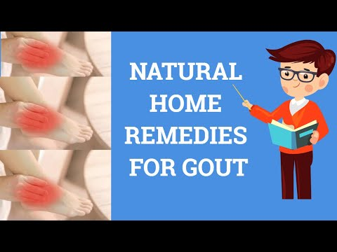 treatment-for-gout---natural-home-remedies-for-gout