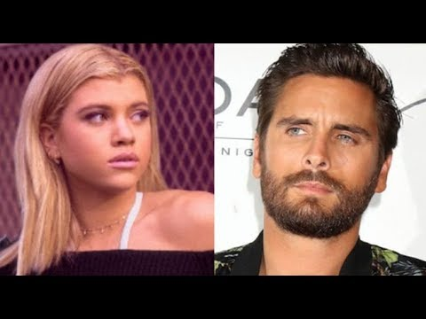 "Scott Disick ""Only Had Eyes"" for Sofia Richie at Art Basel"