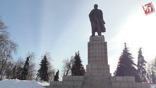 Как Грудинин в Ульяновске гостил