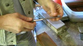 Sharpening Wood Carving Tools