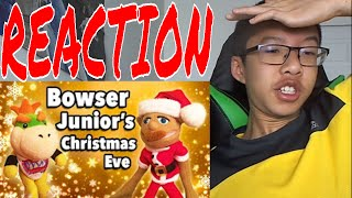 Boozled Reacts to SML Movie: Bowser Junior's Christmas Eve!