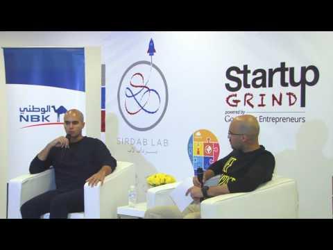 Startup Grind with Abdullah Alzabin