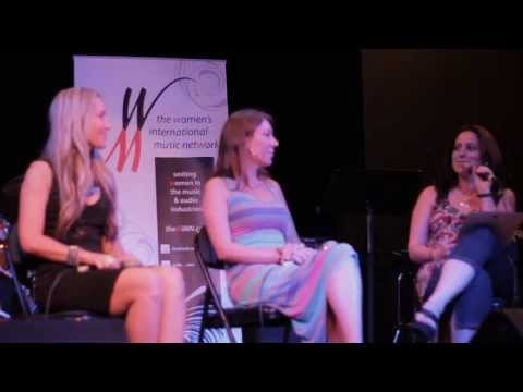 2013 Women's Music Summit - PR Panel - How artists can be prepared