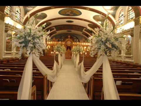 wedding ideas church unique wedding church decorations for your pew 27836