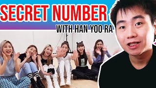 Secret Number (시크릿넘버) - Han Yoo Ra | SECRET NUMBER X BEDAH K…