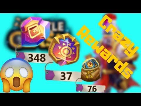 38 Level 10 Talents | Crazy Account | Rewards Opening | Castle Clash