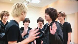 Hey! Say! JUMP 殺センセーションズ 伊野尾慧 岡本圭人.