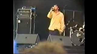 The Charlatans live at Phoenix Festival 16.07.1995