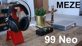 60 Seconds : Meze 99 Neo Headphones