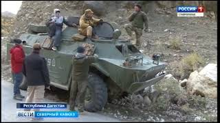 Павел Лунгин снимает фильм в Дагестане