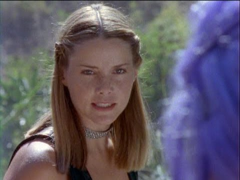 Power Rangers Lost Galaxy - Karone vs Astronema (Facing the Past Episode)