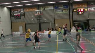 18-3-2017 Rivertrotters U22 vs Cobra Nova U20 64-48 2nd period