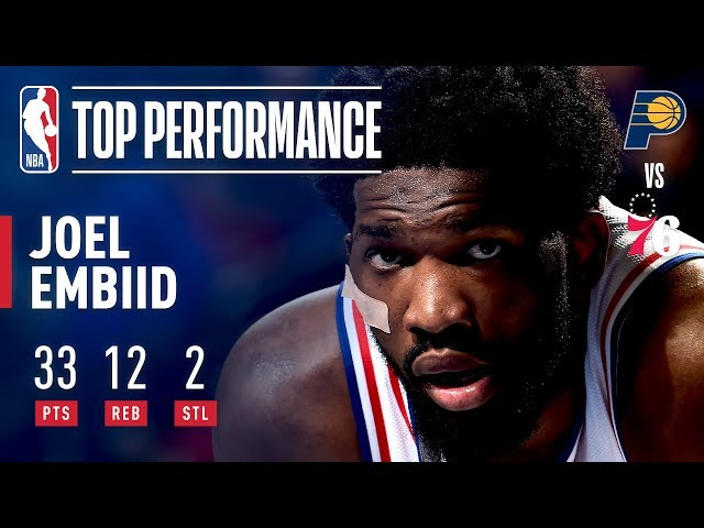 Joel Embiid Returns To Action With 33 Points & 12 Rebounds | March 10, 2019