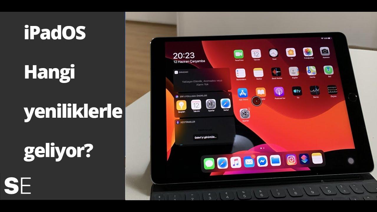 iPad bilgisayar mı oluyor? Yeni iPadOS ile bizleri neler bekliyor?