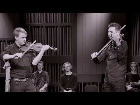 Swedish Folk Music Meets Kurdish Folk Music! Tommy Lundgren & Alan Kamil