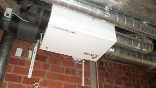 Вентиляция квартиры в 2 уровнях с рекуперацией тепла(Заказ энергосберегающих систем вентиляции, кондиционирования, отопления тепловыми насосами, теплыми пола..., 2015-09-05T15:00:08.000Z)