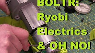 BOLTR: Ryobi Nail Gun