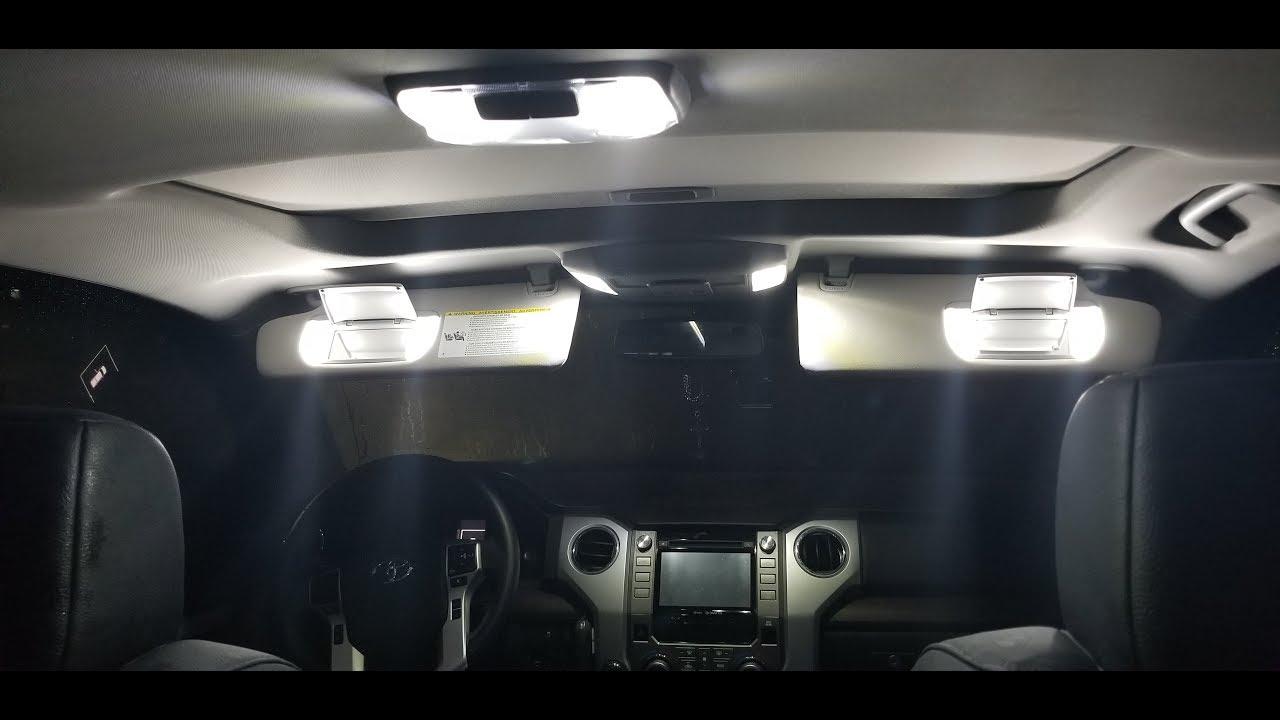 Headlight Revolution's GTR Lighting Interior LED Kit - 2018 Toyota Tundra  #21