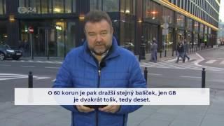 Jaký mobilní tarif se dá pořídit v Polsku za 125 korun?