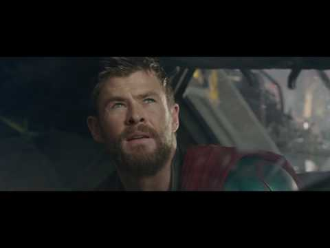 Thor: Ragnarok Trailer Shown At San Diego Comic Con 2017 Hall H #SDCC